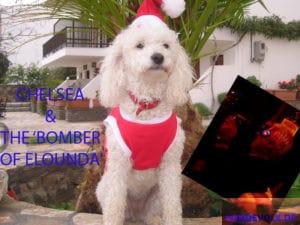 Chelsea und der 'Bomber von Elounda'