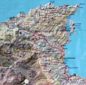 Jagdgebiete Agios Nikolaos