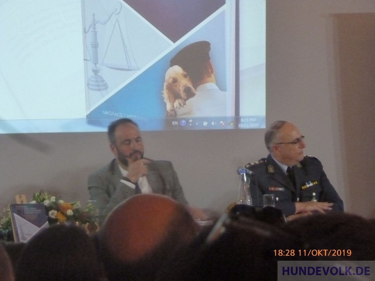 Hoffnung und Aktion für die Tierrechte auf Kreta